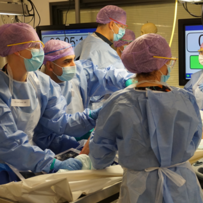 ASEC cursus voor SEH-artsen